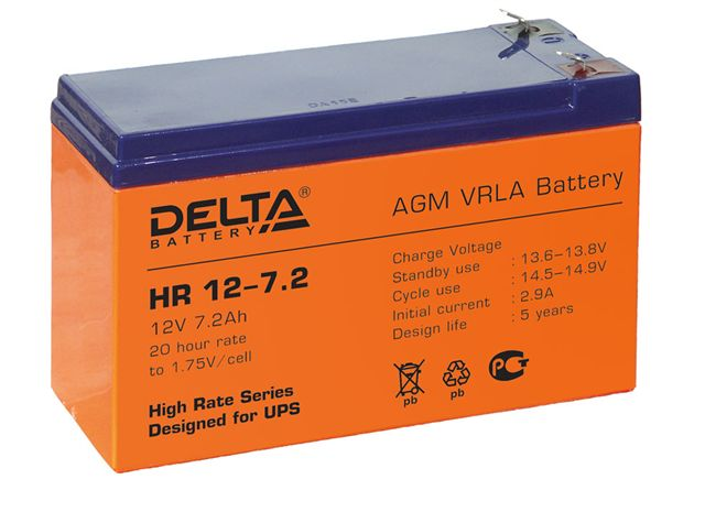 аккумуляторы DELTA фото